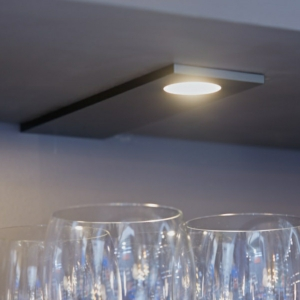 Targa Anthracite - COB LED Ultra Thin Under Cabinet light
